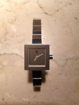 Calvin Klein Armbanduhr,  Edelstahl,  Swiss Made Bild