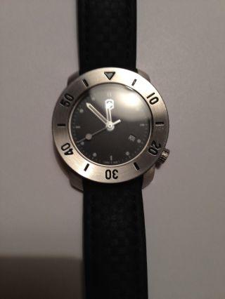 Victorinox Armbanduhr Edelstahl Analog Water - Resistant (10 Bar) Made In Swiss Bild
