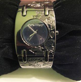 Aktuelle Paris Hilton Uhr,  Schwarz, Bild
