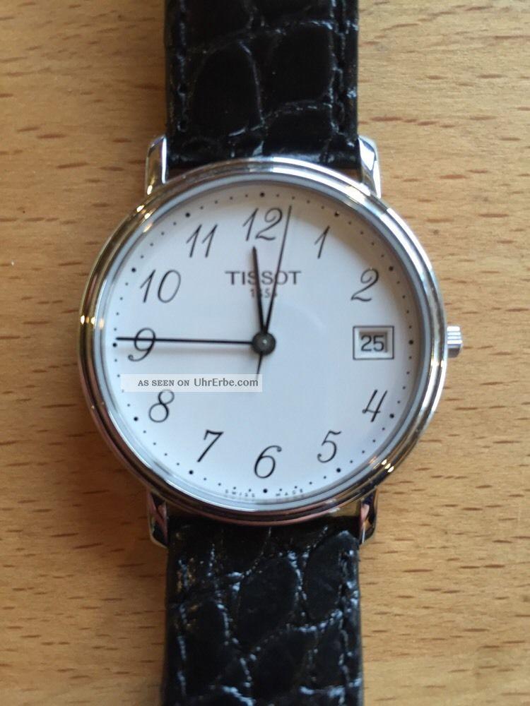 Tissot Herrenuhr / Damenuhr Armbanduhren Bild