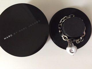 Trend Marc By Marc Jacobs Armband Mit Uhr Schlüssel Herz Bild