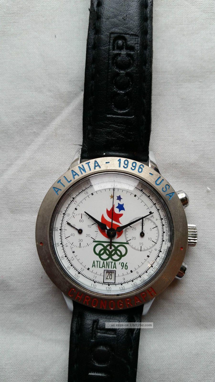 Poljot Russland Chronograph MilitÄr Handaufzug Cal.  3133 (24) Armbanduhren Bild