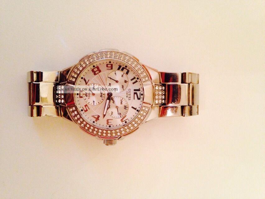 Guess Uhr Damen Armbanduhren Bild