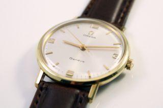 Omega Genéve Herren/gents Uhr/watch Caliber 601 Fully Bild
