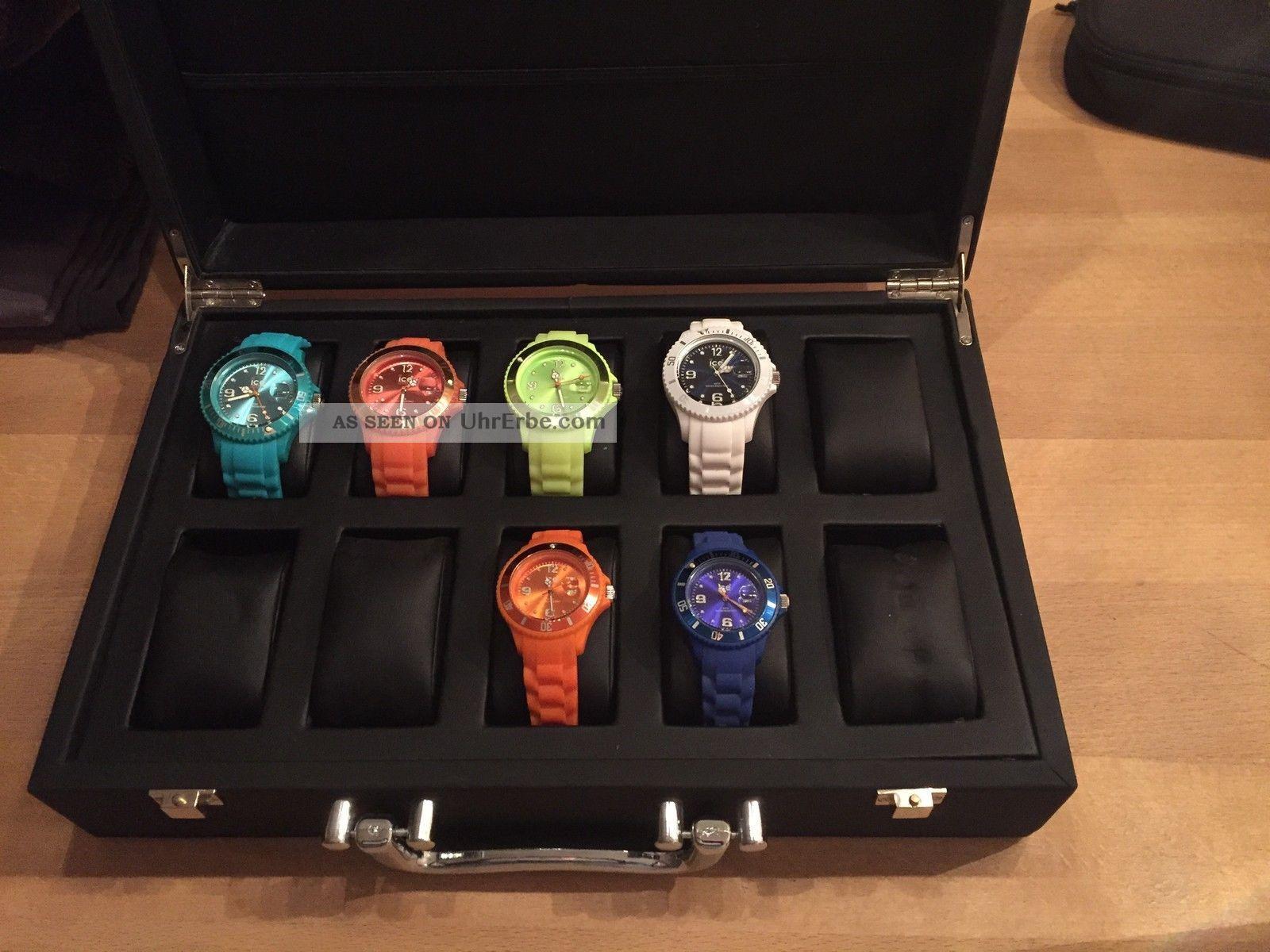 Ice Watch Uhren Mit Koffer Armbanduhren Bild