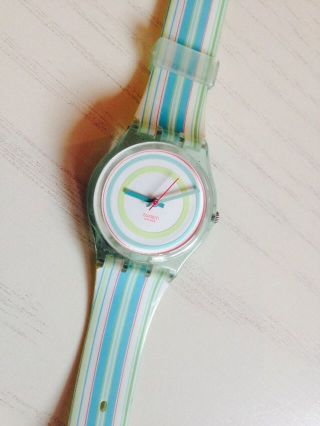 Swatch Damenuhr Bild