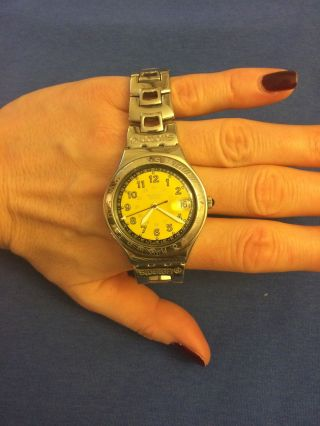 Swatch Armbanduhr - Neue Batterie Bild