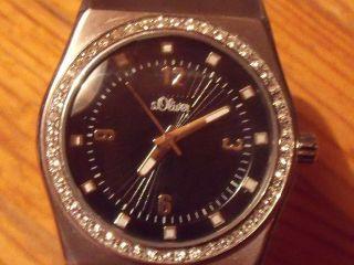 S.  Oliver Herren / Damen Armbanduhr 1542a Bild
