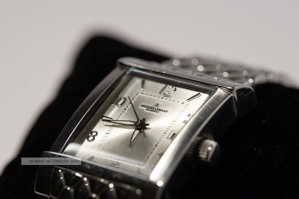 Damen / Herren Armbanduhr Jacques Lemans Classic.  Das Ideale Weihnachtsgeschenk Armbanduhren Bild