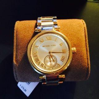 Wunderschöne Michael Kors Uhr Mk5867 Gold Bild