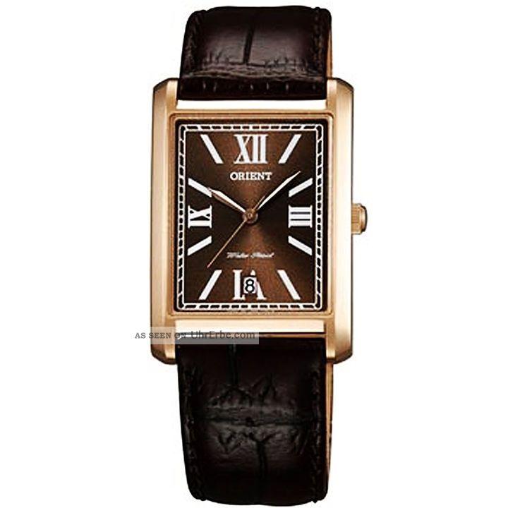 Orient Damenuhr Quartz Classic,  Funel001t0 Armbanduhren Bild