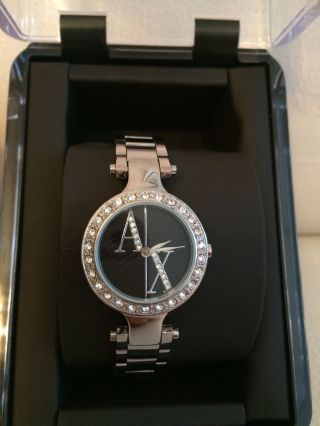 Armani Exchange Damenuhr,  Stainless Steel, Bild