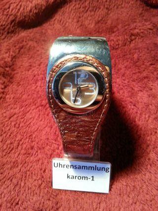 Esprit Damenuhr Romantic Button Copper All St.  Steel 3 Atm Uhrensammlung Top Bild