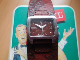 Armbanduhr Damen Fossil Bild