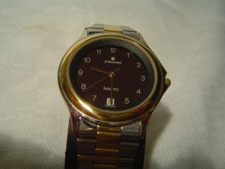 Junghans Solar Tec Herren Armbanduhr Bild