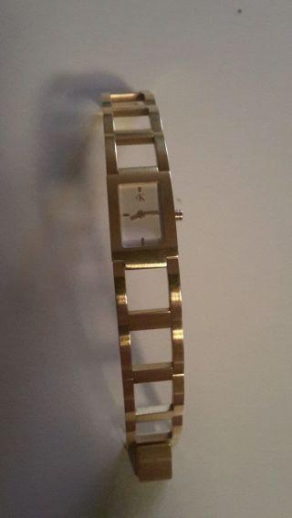 Calvin Klein K5923220 Armbanduhr Für Damen Bild