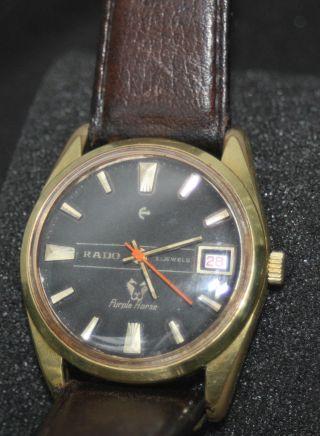 Alte Luxusuhr Der Edelmarke - Rado - Aus Den 50ern Bild