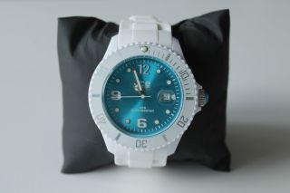 Ice - Watch Weiß/türkis Bild