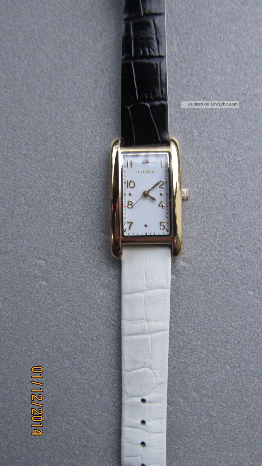 Tommy Hilfiger Th.  161.  3.  34.  1135 Damenuhr Armbanduhren Bild