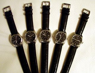 5 X Häusser Armbanduhren Sonderedition Die Zeit Bild