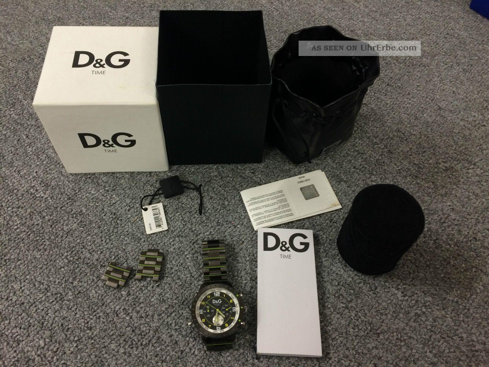 D & G Armbanduhr Herren Und Damen Dw0193 Armbanduhren Bild