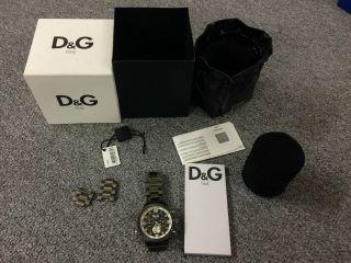 D & G Armbanduhr Herren Und Damen Dw0193 Bild