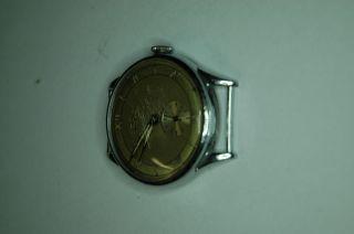 Armbanduhr Der Marke,  Anker,  Oldtimmer,  Jubiläumsuhr Von 1945. Bild