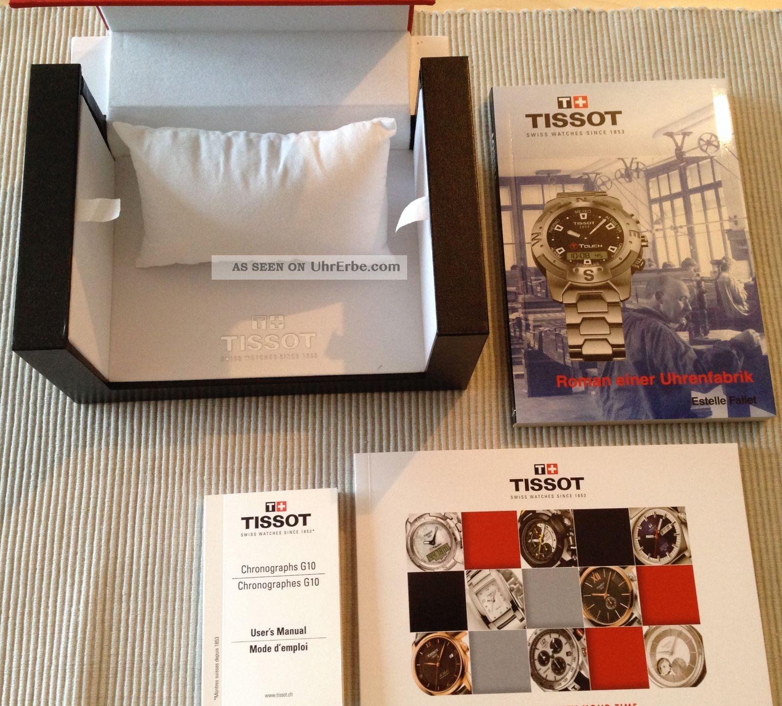 Tissot Präsentationsbox Armbanduhren Bild