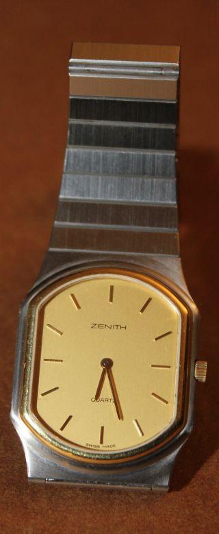 Rare Luxusuhr,  Zenith,  Herrenuhr,  Damenuhr,  18 Karat Gold,  Sammleruhr Bild