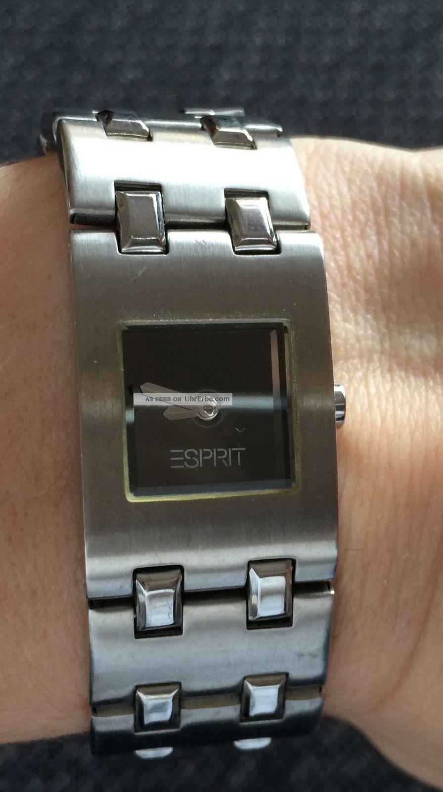 Esprit Damenuhr Armbanduhren Bild