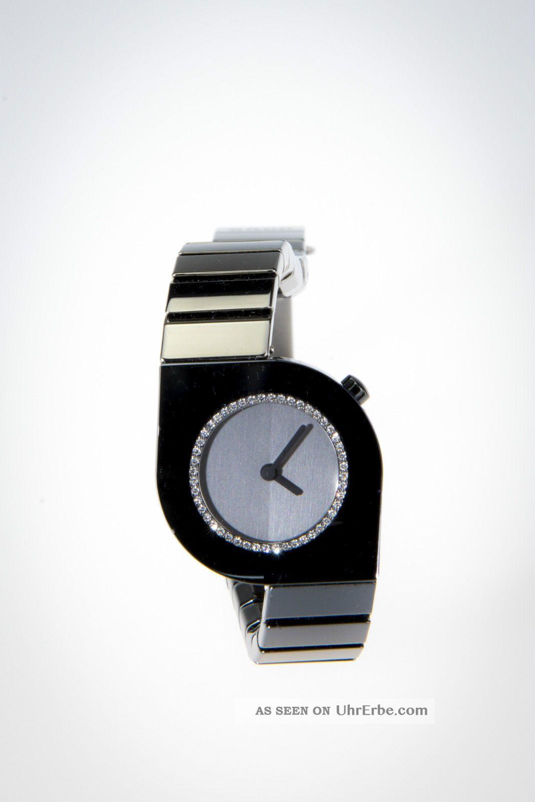 Rado Cerix Superjubilé Maxi Modell Nr.  : R25472712 Mit 48 Weißen Diamanten Armbanduhren Bild