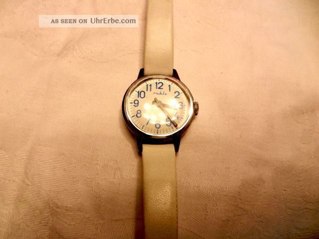 Armbanduhr Ruhla Damen Armbanduhren Bild