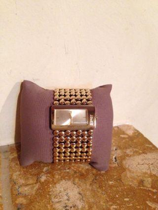 Damen Esprit Uhr Bubble Up Gold Bild