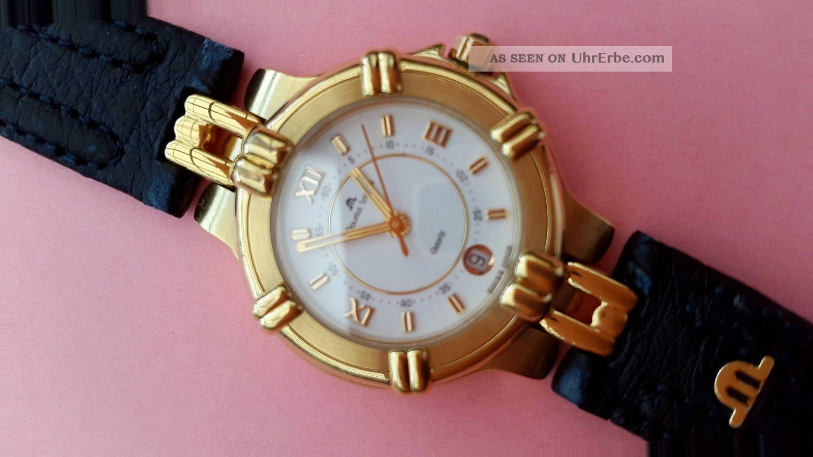 Maurice Lacroix Damen Armbanduhr Calypso Quarz Armbanduhren Bild