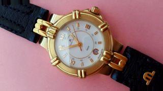 Maurice Lacroix Damen Armbanduhr Calypso Quarz Bild