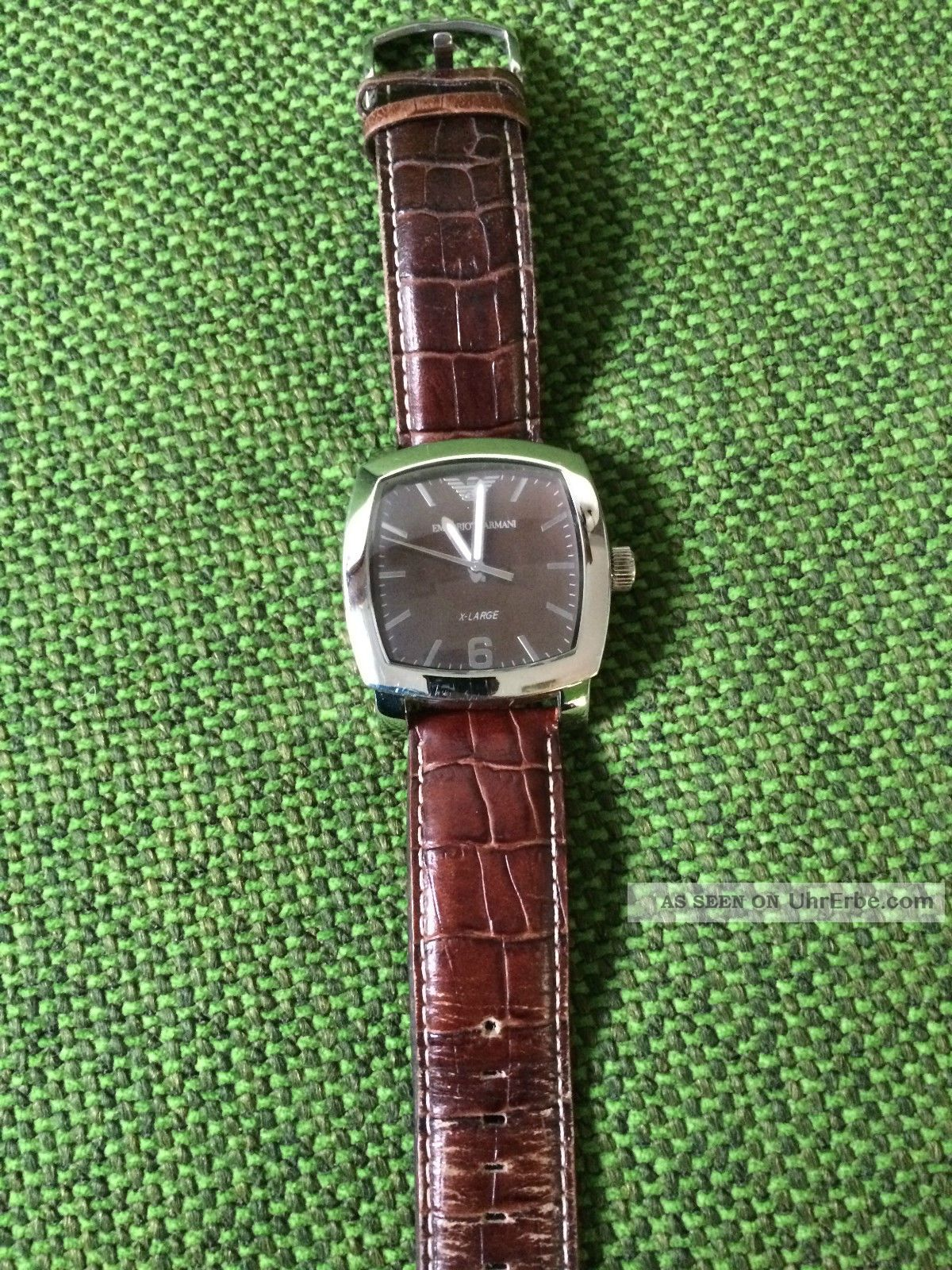 Emporio Armani Uhr Armbanduhren Bild