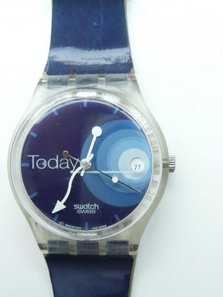 Swatch Gent Guidline To The Moon