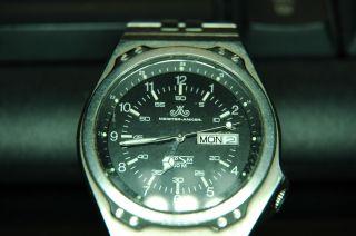 Armbanduhr Der Marke Meister Anker,  Wasserdicht,  Gehäuse Und Armband Edelstahl Bild