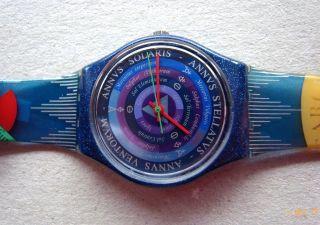 Swatch S335 Armbanduhr Für Damen Bild