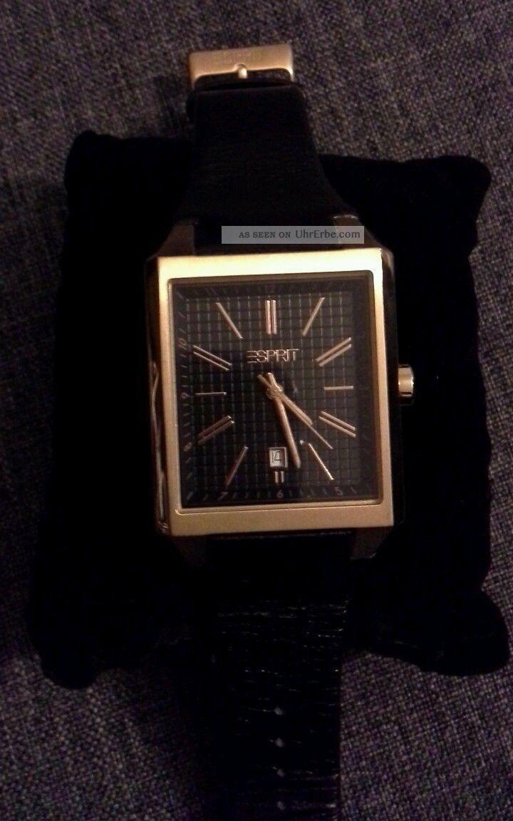 E163 - Esprit Damenuhr Monterey Rosegold Es104071003 95€ Armbanduhren Bild