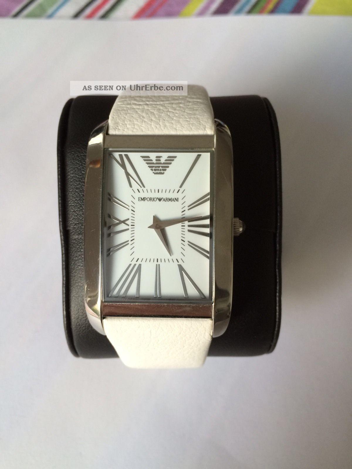 Armani Uhr Damen Armbanduhren Bild