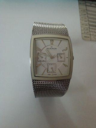 Skagen Damen Armbanduhr Modell 562sssw Bild
