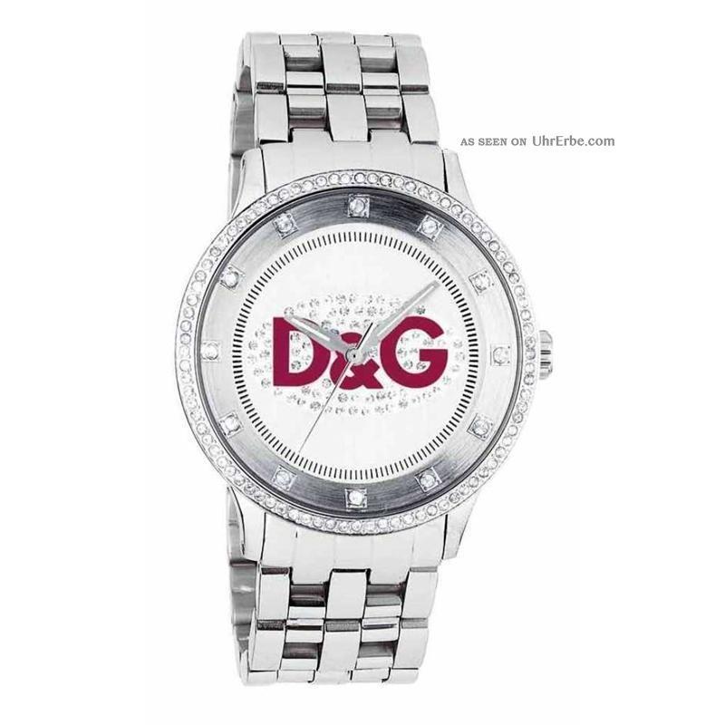 D&g Dolce&gabbana Armbanduhr Dw0144 Armbanduhren Bild