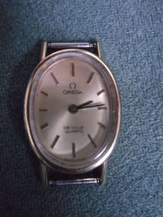 Omega Damenuhr De Ville Nachlass,  Armbanduhr,  Fund,  Erbe,  Uhr,  Sammler, Bild