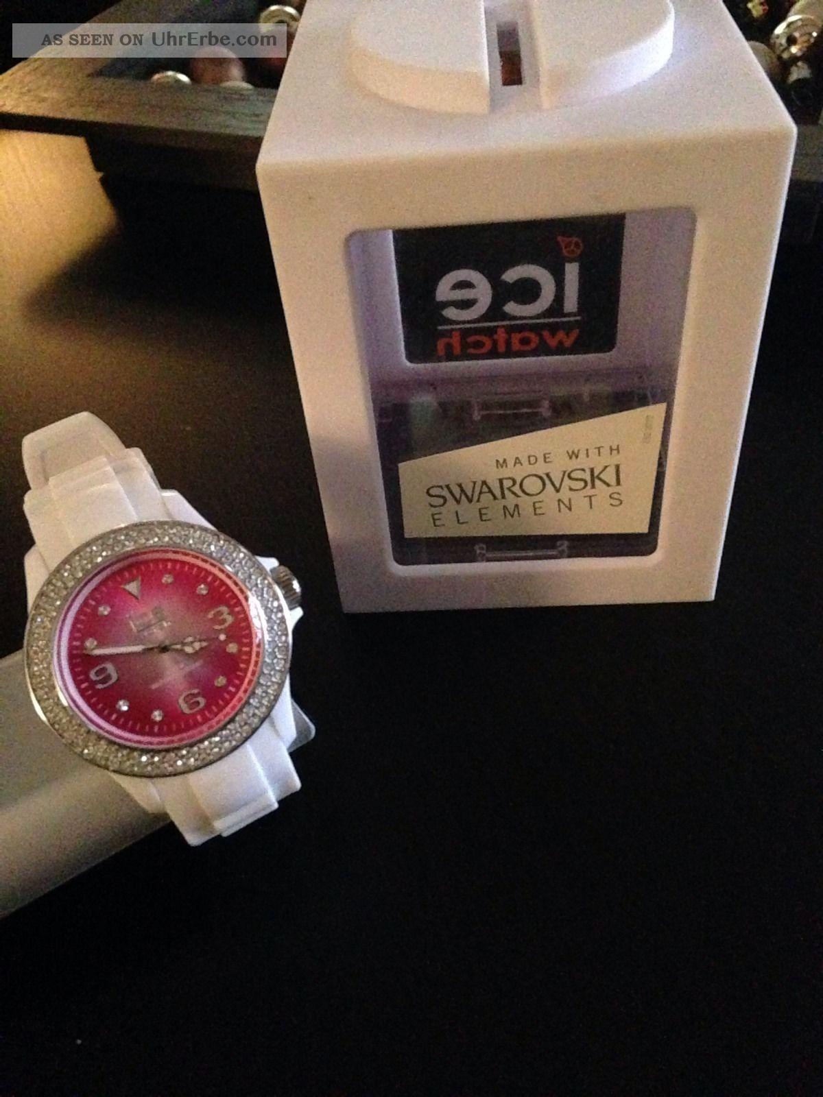 Ice Watch Mit Swarowski Armbanduhren Bild