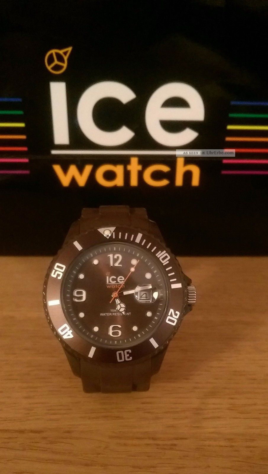 Ice Watch - Winter - Muffin - Big Top Armbanduhren Bild