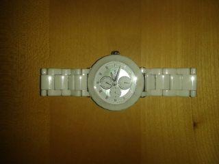 Fossil - Uhr - Damen - Weiß Bild