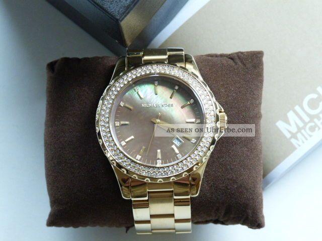 Michael Kors Mk5452 Armbanduhr Für Damen Armbanduhren Bild
