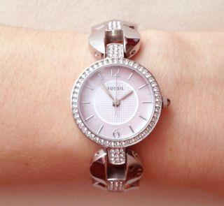 Top Fossil Armbanduhr Uhr Es3012 Bild