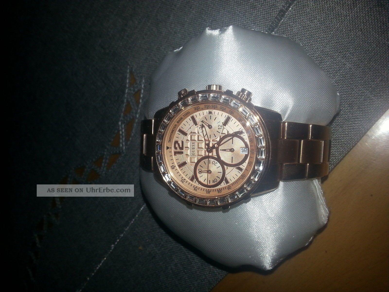 Damenuhr Guess Armbanduhren Bild